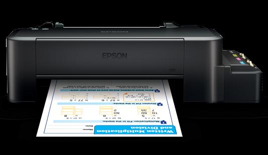 Driver Impressora Epson L120