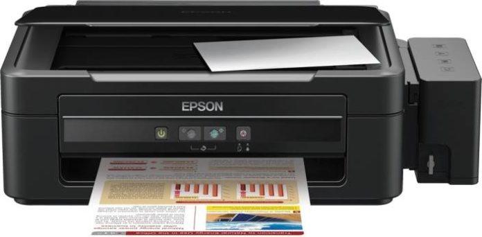 Driver Impressora Epson L355