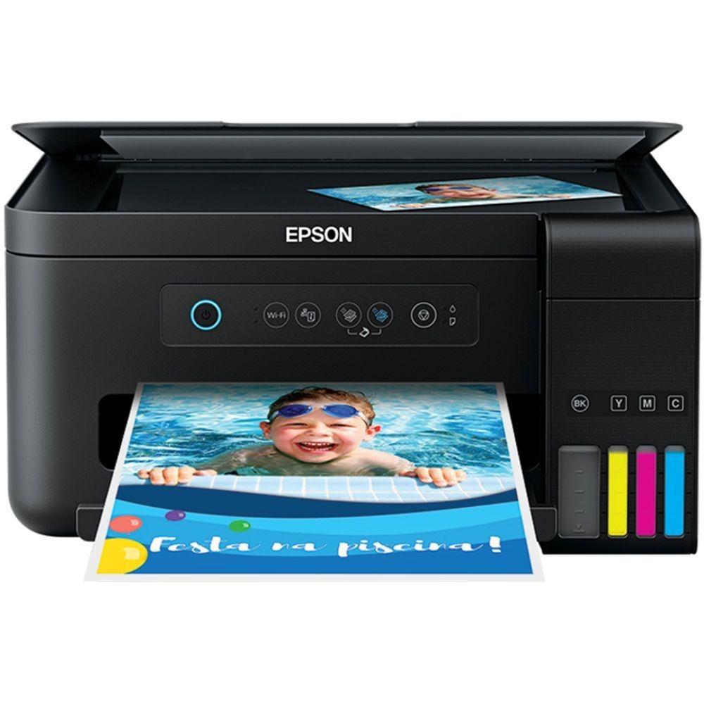Driver Impressora Epson L4150
